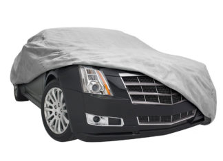 The Budge Rain Barrier car cover