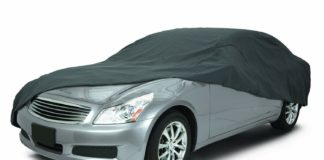 The Classic Accessories OverDrive PolyPro 3 car cover