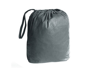 A storage bag is included