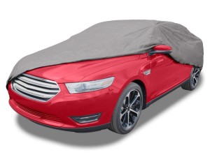 The Budge Lite car cover