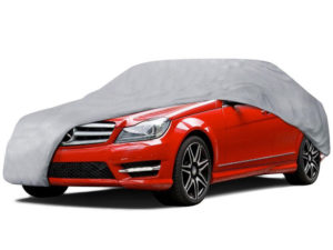 The Motor Trend Auto Armor car cover