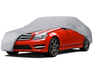 The Motor Trend Auto Armor car cover